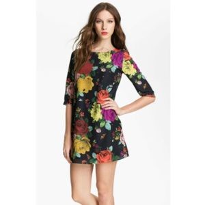 Ted Baker | Floral 'Rose Bug' Kesper Sheath Dress